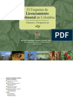El Esquema de Licenciamiento Amb en Colombia