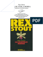 Stout Rex - La Scatola Rossa (1937)