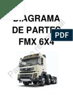 Catalogo de Partes Volvo FMX 6x4 (2)