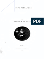 A.F. Cals  ou, Le bonheur de peindre - Alexandre, Arsène, 1859-1937