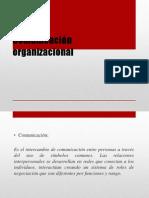 ppt comunicación organizacional