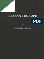 Peasant Europe