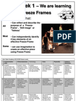 Drama Template - Front Slide and Levels 2