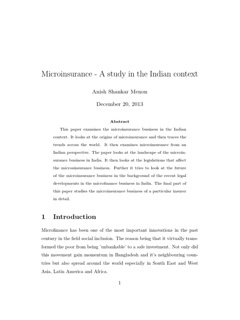 Research Paper on Insurance   blogger.com