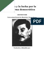 Stalin y la lucha por la reforma democrática