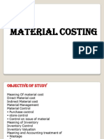 Ch-4 Material Costing
