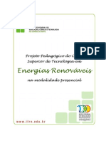 Tecnologia Em Energias Renovaveis 2012