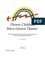 Flower Children Have Grown Thorns