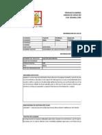 Plan de Negocio en Exel Blanco