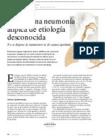 neumonias atipicas