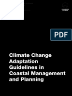 Climate Change Adaptation Guidelines