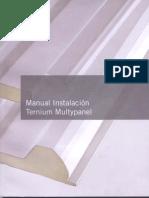 Manual Ternium Multypanel