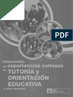 Intercambio de experiencias exitosas de Tutoría y Orientación Educativa MINEDU- DITOE