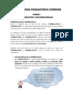 CRIMINOLOGÍA PSIQUIÁTRICA FORENSE