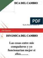 Dinamica Del Cambio