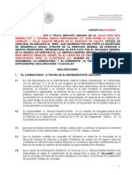 Formato Comodato_ejemplo 2014