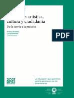 Educacion Artistica y Cultural