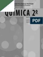 2 Medio - Quimica - Cal y Canto - Profesor