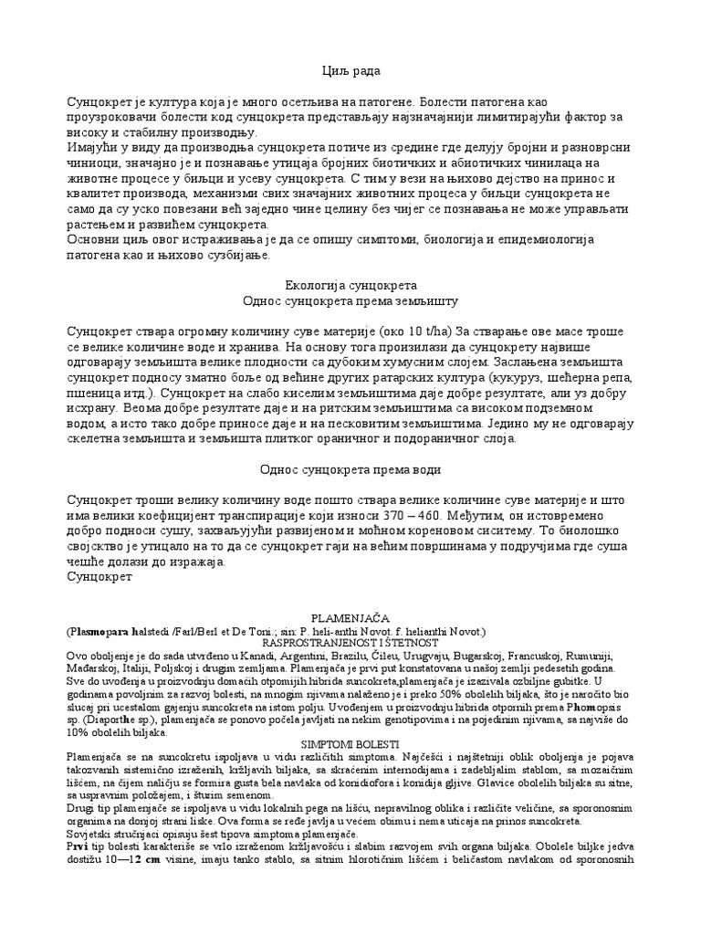 Phanerogames paraziták - Fő különbség - mennyiségi és minőségi kutatások