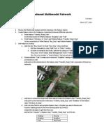 report of multimodal network