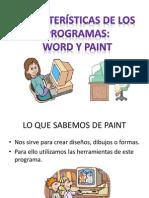 USO DE PAINT Y WORD