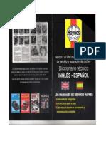 Diccionario Ingles-Español Técnico