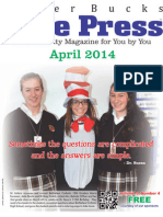 Upper Bucks Free Press • April 2014