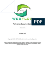 Spring Webflow Reference