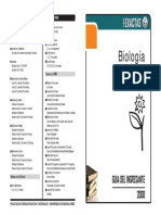 Guia Del Ingresante Biologia 2008