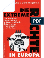 Kühnl-Wiegel-Klittich-Renner-Die-extreme-Rechte-in-Europa