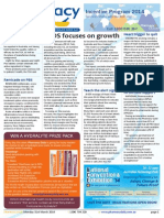 Pharmacy Daily for Mon 31 Mar 2014 - EBOS focuses on growth, Trial reforms \'urgent\', Pfizer MSD co-promote, Remicade on PBS and much more