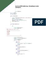 Rpg Code