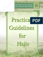 HAJ- Practical Guidelines for Hajis