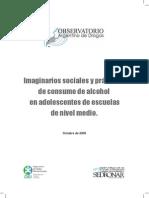 Imaginarios Sociales y Practicas de Consumo de Alcohol en Ad