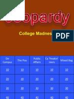 kickapoou jeopardy