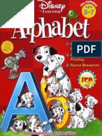 01. Disney the Alphabet - By JPR