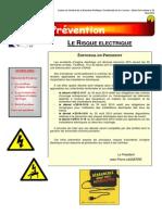 22 Le Risque Electrique