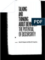 Ferguson&Hoegsberg Discursivity