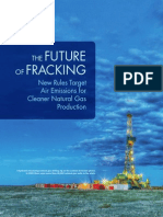 future of fracking