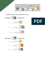 Ficha 1- Euro