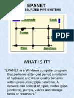 Using EPANET for Irrigation System Design
