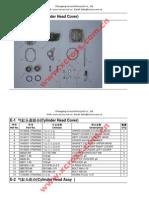 110CC Engine Parts Catalogue