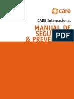 Spanish CARE International Safety and Security Handbook