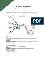 Sumarización de Redes o Super Redes