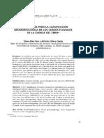Geomorfologia de Curos Fluviales