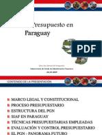 18968844 Presupuesto en El Paraguay