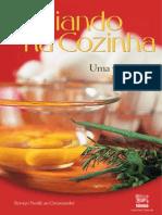 Livro Iniciando Na Cozinha
