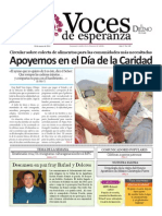 Voces de Esperanza 30 de marzo de 2014