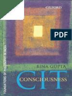 Bina Gupta - Cit Consciousness