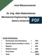 Lecture1 Mech SU